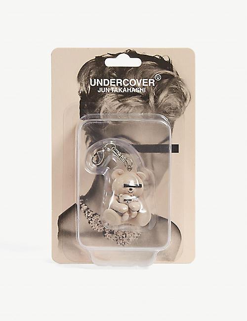 UNDERCOVER 梅迪科姆 x Undercover 熊钥匙圈 3cm