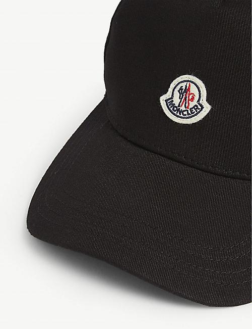 MONCLER 徽标棒球帽