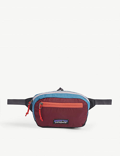 PATAGONIA Ultralight Black Hole mini recycled-nylon belt bag