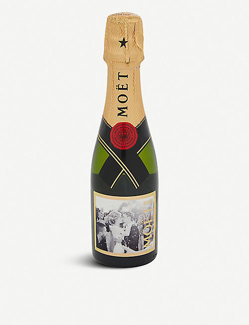 MOET & CHANDON Personalised Impérial Brut NV Champagne 200ml