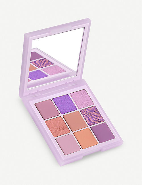 HUDA BEAUTY Limited Edition Pastel Obsessions Lilac eyeshadow palette 10g
