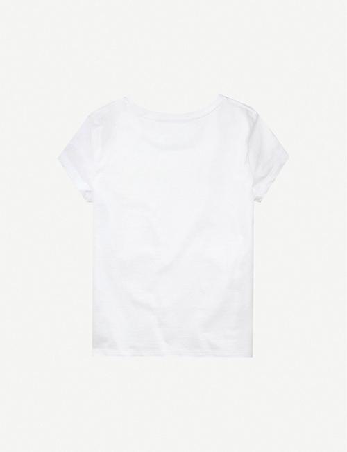 RALPH LAUREN Logo-print cotton-jersey T-shirt 2-14 years