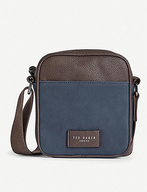 TED BAKER Longam mini flight bag