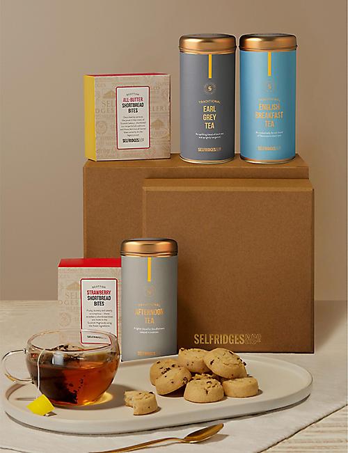 SELFRIDGES SELECTION Afternoon Tea gift box