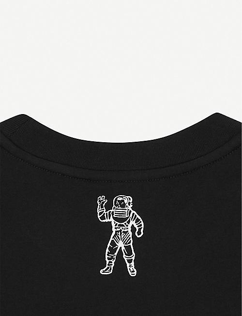 BILLIONAIRE BOYS CLUB Leopard-print cotton-jersey T-shirt