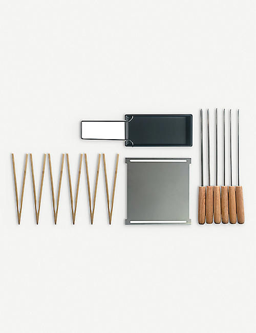 COOKUT YAKI table barbecue cooking accessories set
