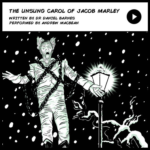 The Unsung Carol Of Jacob Marley