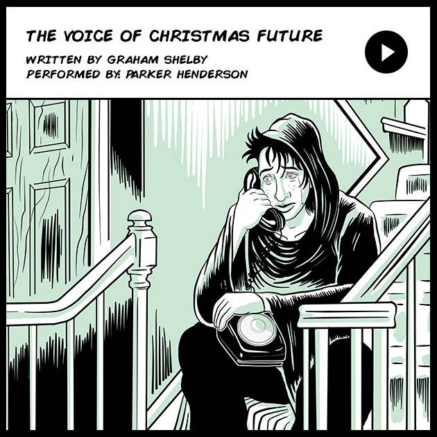 The Voice Of Christmas Future