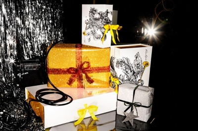 Selfridges Christmas gift boxes