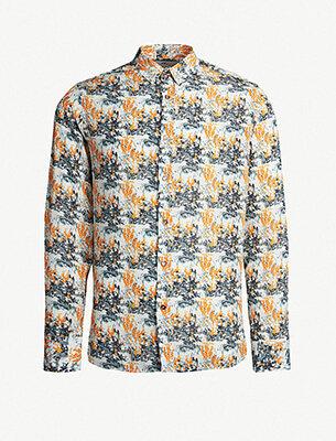 Max silk shirt
