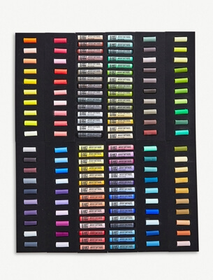 Cass Art pastels set