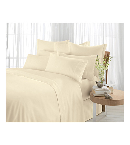 SHERIDAN 600 Thread Count vanilla range