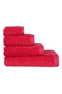 SELFRIDGES Pink towels