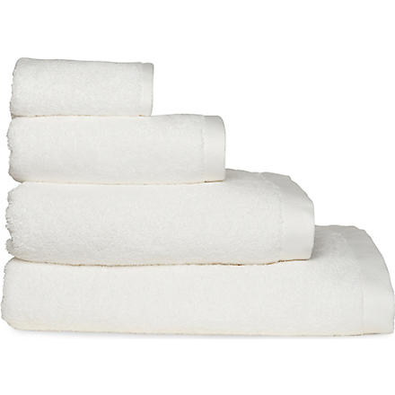 SELFRIDGES White towels