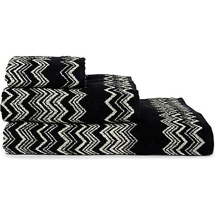 MISSONI HOME Keith towels