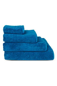SELFRIDGES Cyan towels