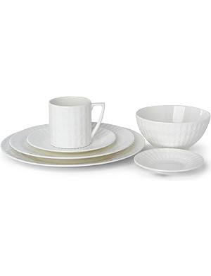 JASPER CONRAN @ WEDGWOOD Diamond Embossed range