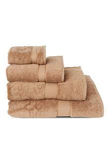 SHERIDAN Luxury Egyptian jute towels