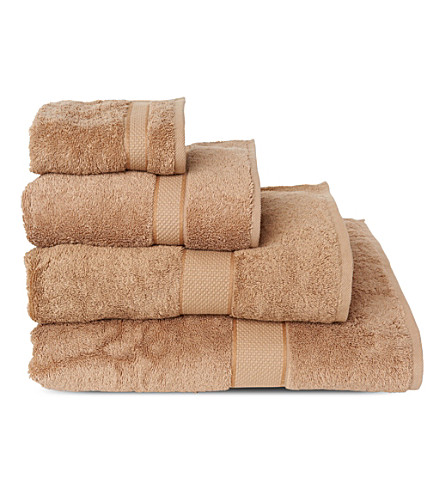 SHERIDAN Luxury Egyptian jute towels