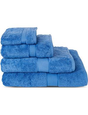 SHERIDAN Luxury Egyptian atlantic towels