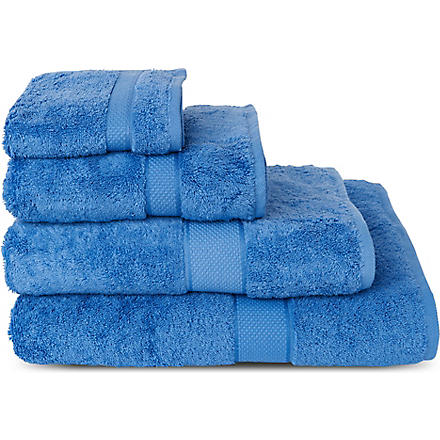 SHERIDAN Luxury Egyptian atlantic towels