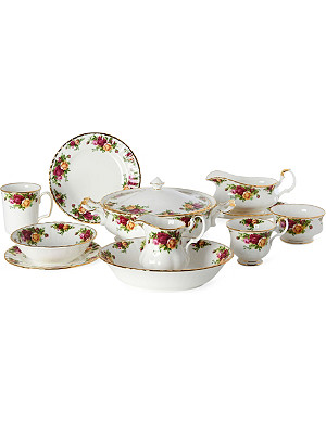 ROYAL ALBERT Old Country Roses range