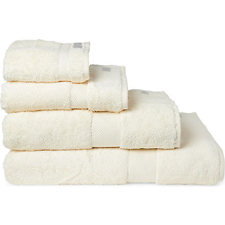 SHERIDAN Luxury Egyptian parchment towels