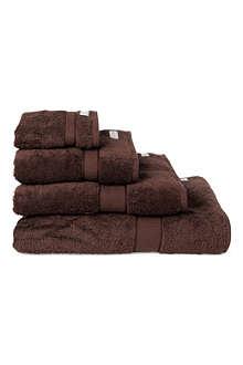 SHERIDAN Luxury Egyptian husk towels