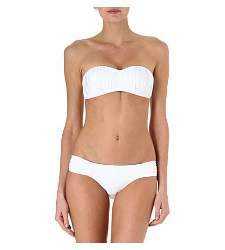 SEAFOLLY Goddess bandeau bikini range