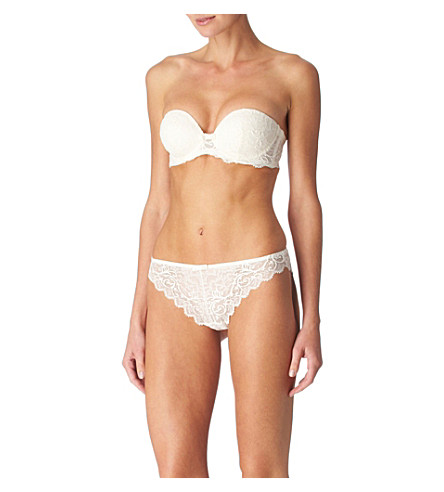 SIMONE PERELE Celeste lace strapless bra range