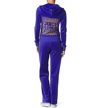JUICY COUTURE Studded tracksuit