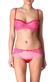 MIMI HOLLIDAY Cherry super plunge bra range