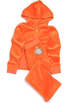 JUICY COUTURE Crown velour traksuit 2-14 years