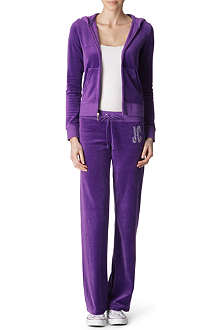 JUICY COUTURE Bling crest tracksuit