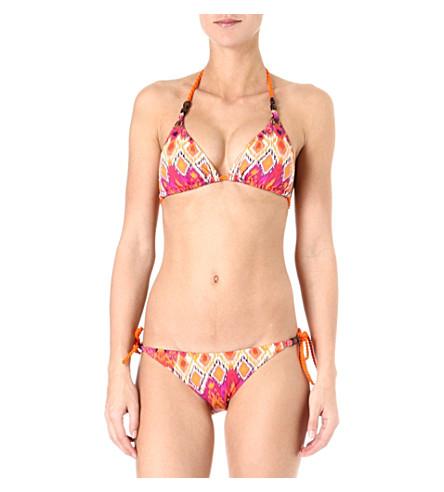 HEIDI KLEIN Rio de Janeiro triangle bikini