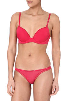 CALVIN KLEIN Seductive Comfort Care underwired bra range