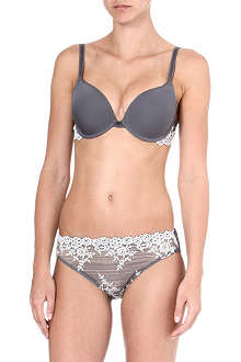 WACOAL Embrace Lace push-up bra range