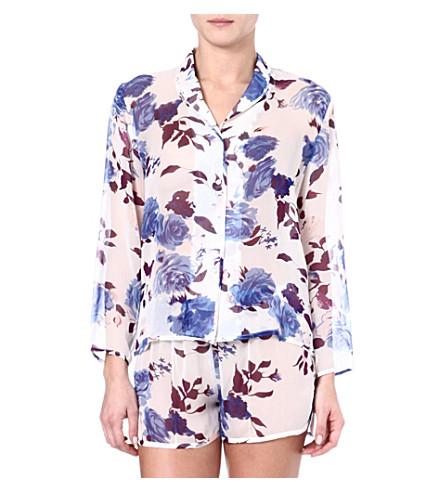 BEAUTIFUL BOTTOMS Silk pyjamas