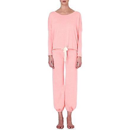 EBERJEY Heather slouchy pyjama set
