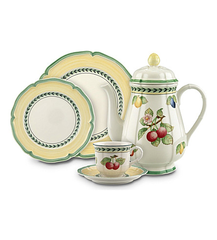 French garden range villeroy boch for Villeroy boch french garden