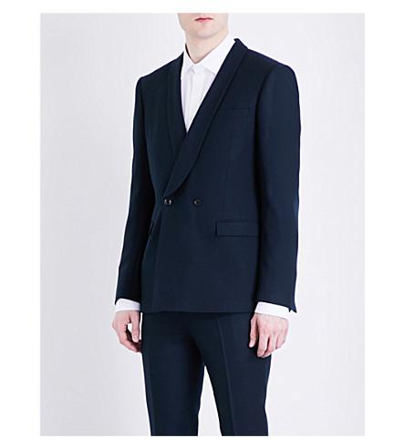 TOPMAN Skinny-fit wool suit range