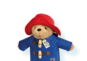 paddington bear toy