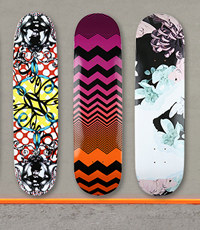 WORLD-EXCLUSIVE BOARDS