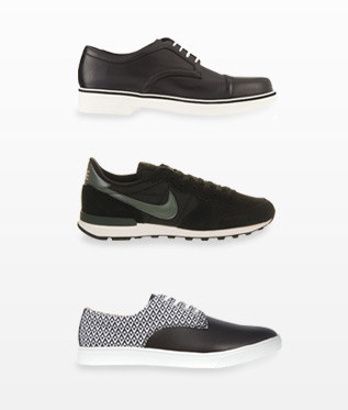 JUST IN: 100+ MEN'S SHOES