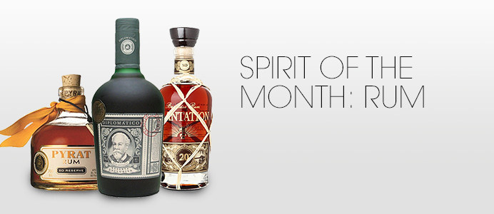 Spirit of the month: Rum