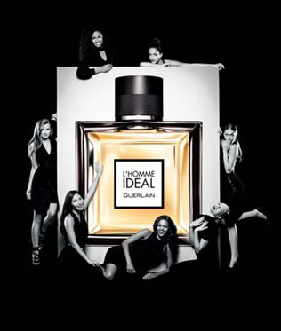 GUERLAIN EXCLUSIVE L'HOMME IDEA	L