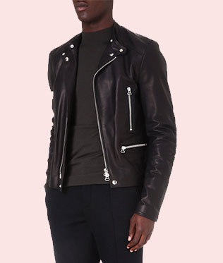 LEATHER BIKERS