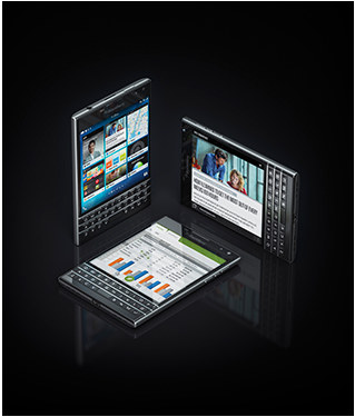BUY NOW: BlackBerry Passport <