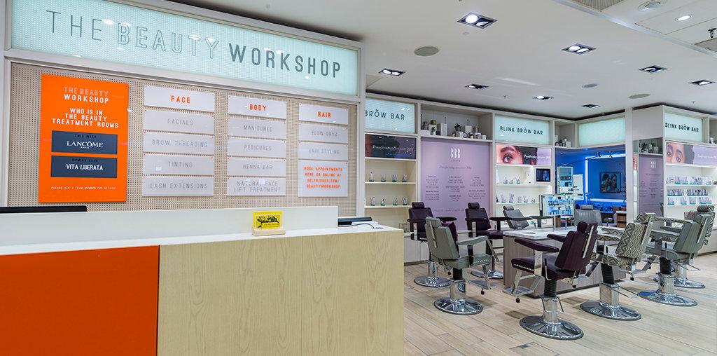 Store Services London Selfridges
