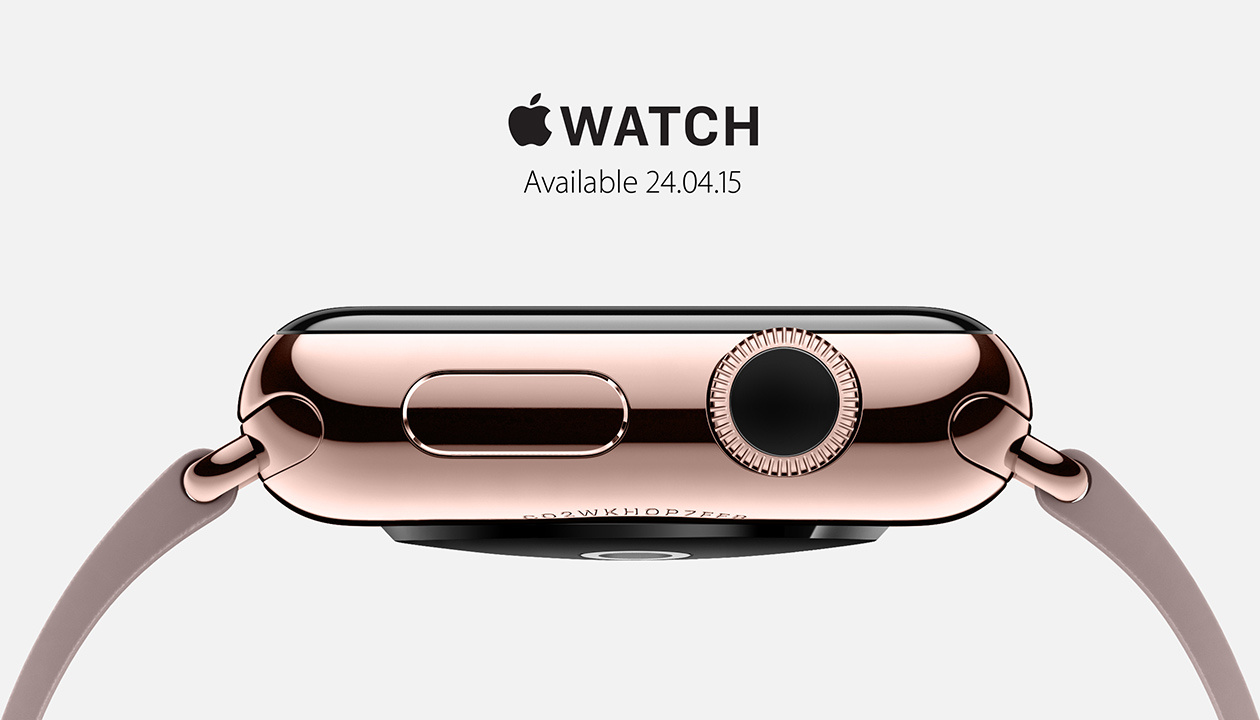 APPLE WATCH AVAILABLE 24.04.15